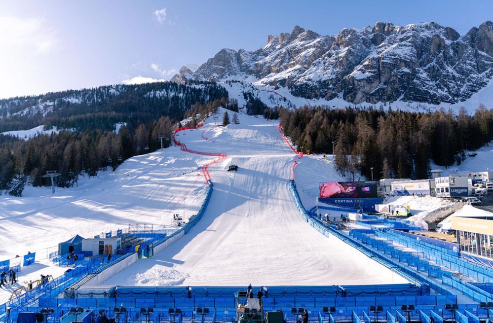 Cortina 2021: aggiornamento del programma gare martedì 9 febbraio