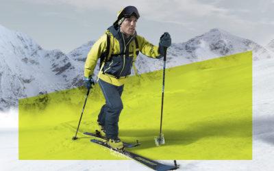 Dynafit Radical ski set sci alpinismo:  novità inverno 21-22