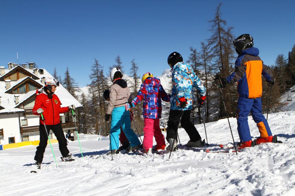 Collegio Maestri sci valle d'Aosta