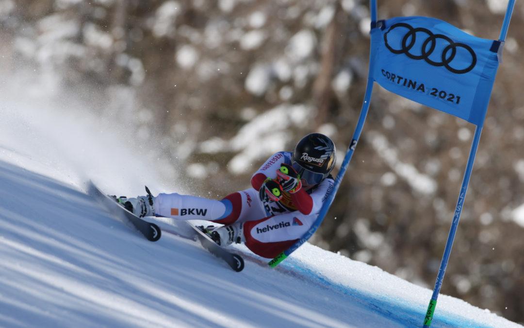 Classifica Supergigante femminile Mondiali Cortina 2021: l'oro iridato è di Lara Gut Behrami
