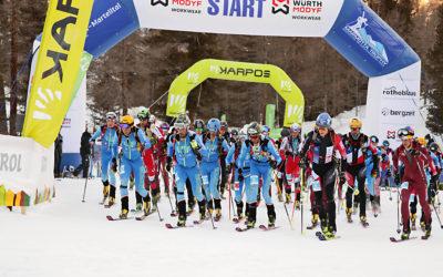 Classifica Val Martello Trophy 2021
