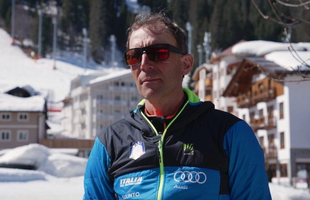 Sci alpinismo - Stefano Bendetti, direttore tecnico della nazionale italiana