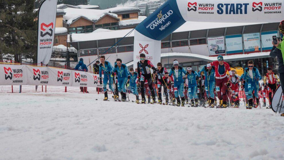 Verticakl Race finali ISMF 2021