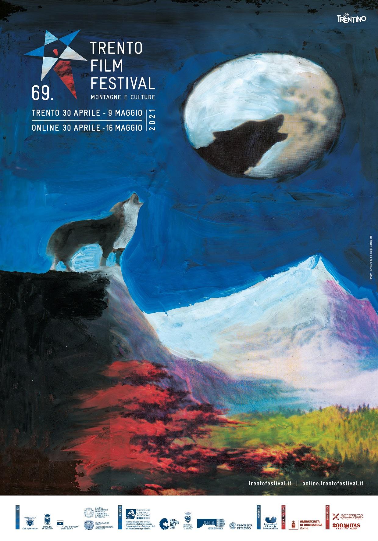 Trento Film Festival 2021, il manifesto ufficiale