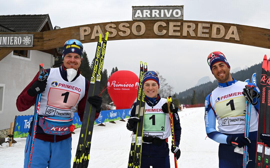 Classifica Campionati italiani sci di fondo 2021