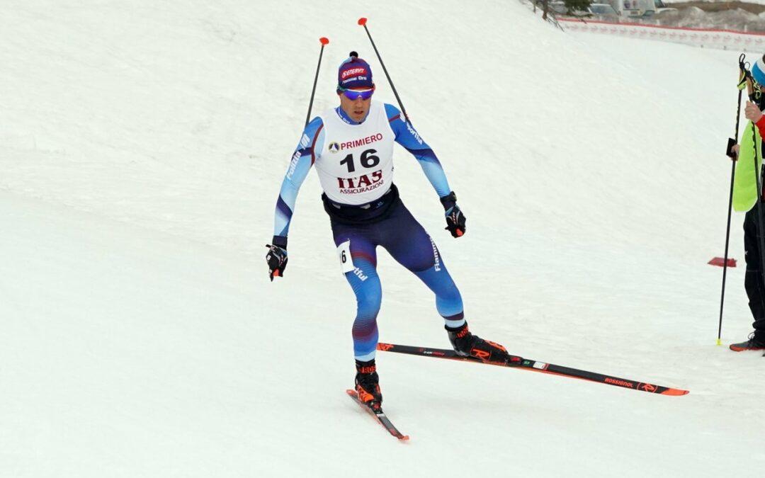 Tris di Federico Pellegrino ai Campionati italiani 2021 di sci di fondo: sua anche la 50 km