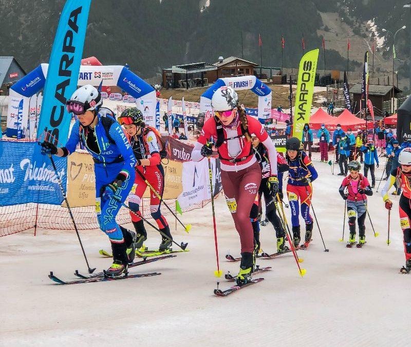 Classifiche Campionati mondiali sci alpinismo Andorra 2021