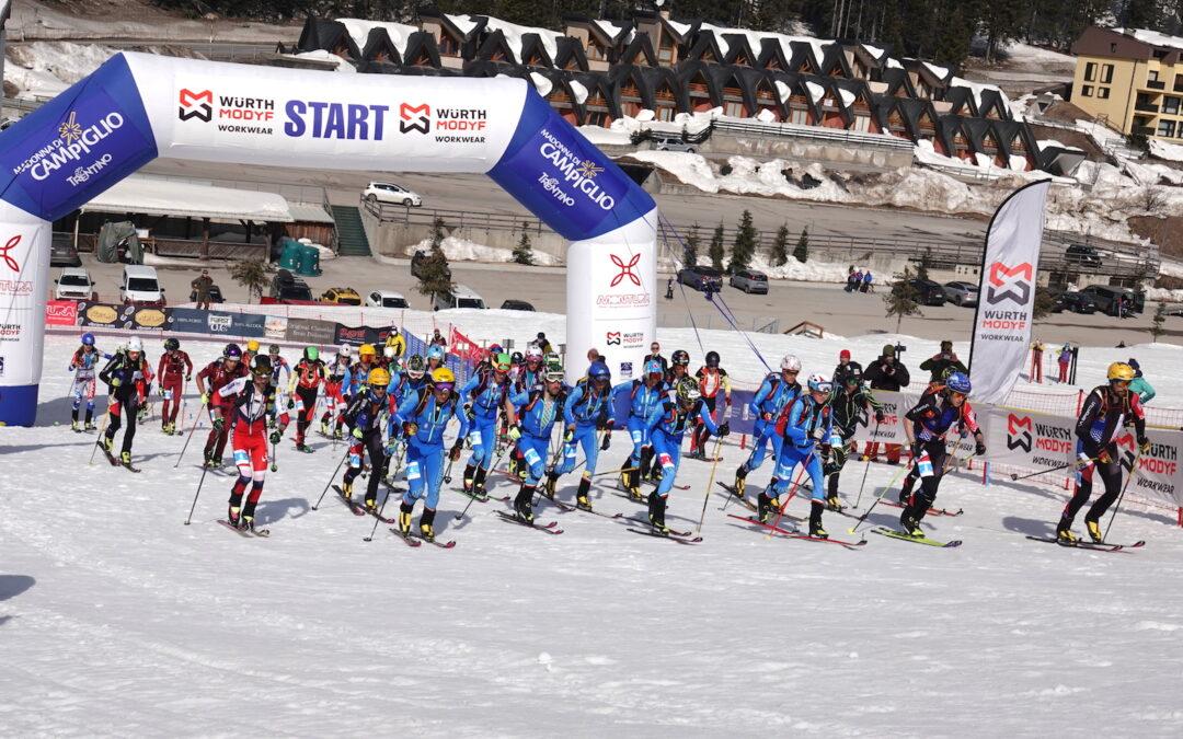 Classifica Ski Alp Dolomiti di Brenta 2021: Eydallin vince ma la Coppa del mondo va ad Antonioli