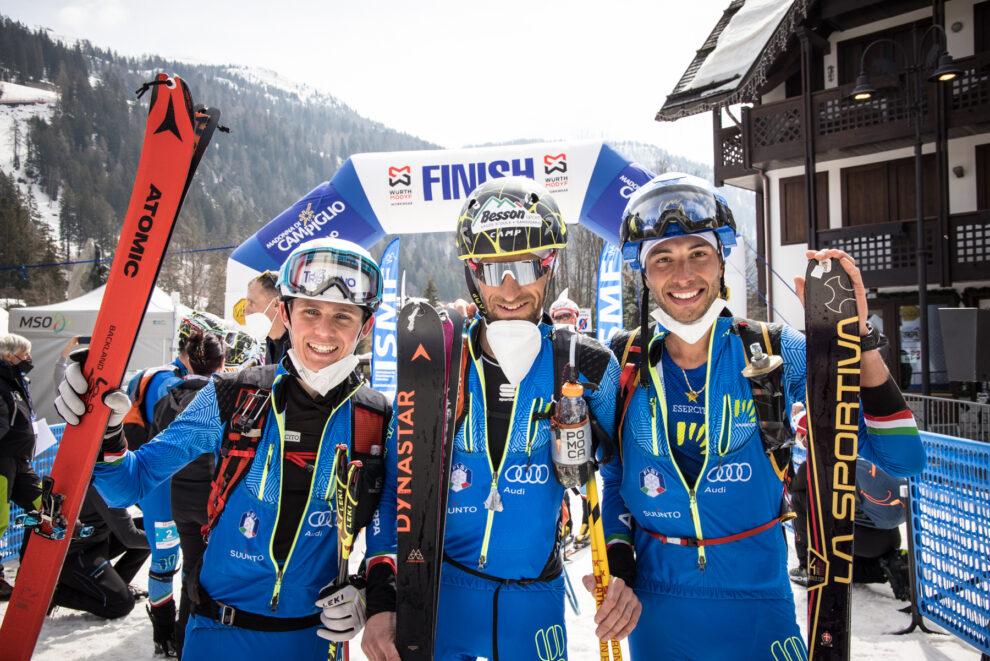 podio-gara-individuale-coppa-mondo-sci-alpinismo-2021-campiglio-finali