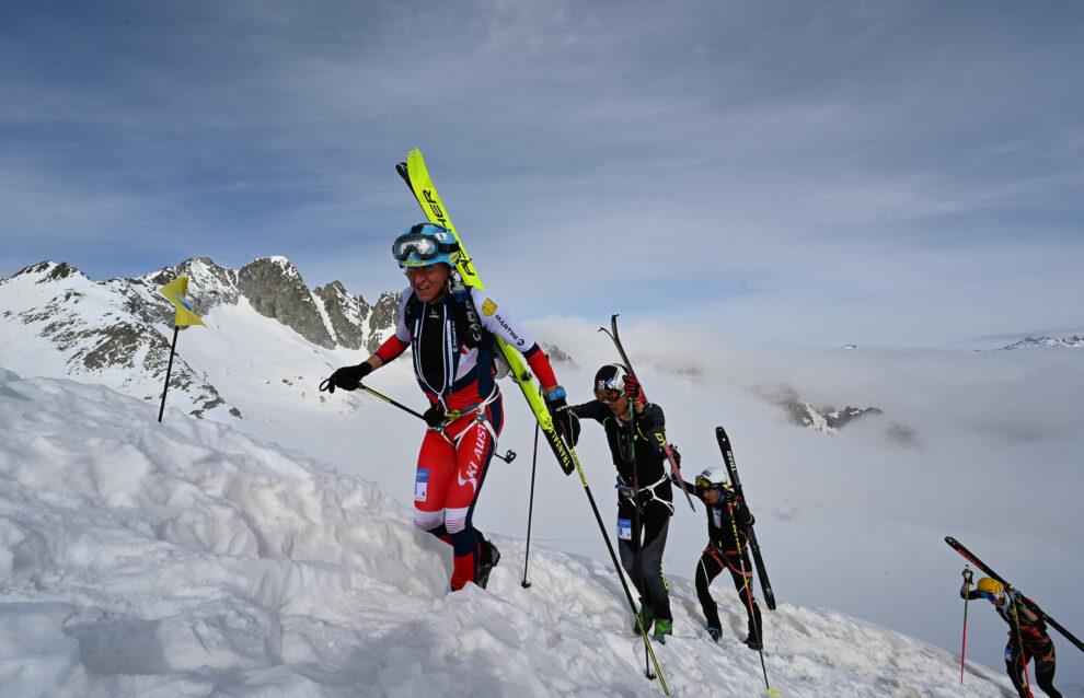 Adamello Ski Raid 2021