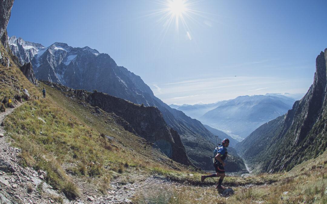 Pettorali esauriti per Adamello Ultra Trail 2021