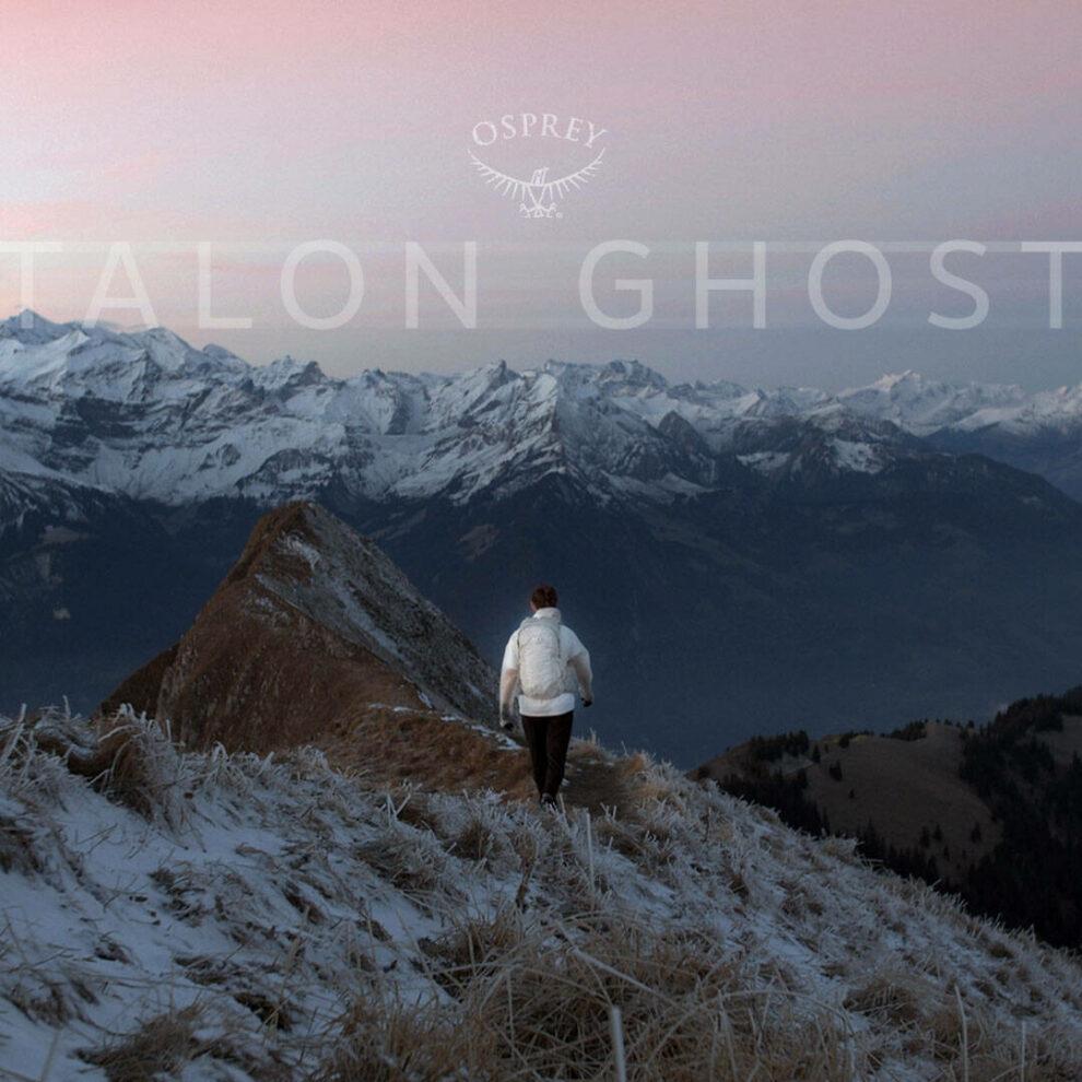 Osprey Zaino Talon Ghost 2021