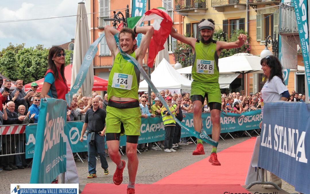 Maratona della Valle Intrasca rinviata al 2022: rispetto e sicurezza al primo posto