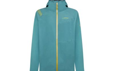 La Sportiva giacca Run JKT per corsa in montagna: leggera e molto protettiva