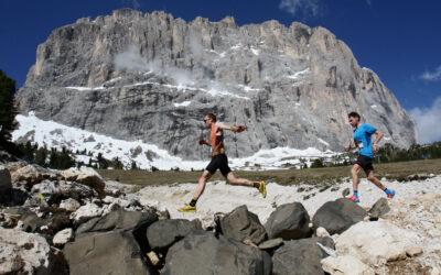 Dolomites Saslong Half Marathon 2021