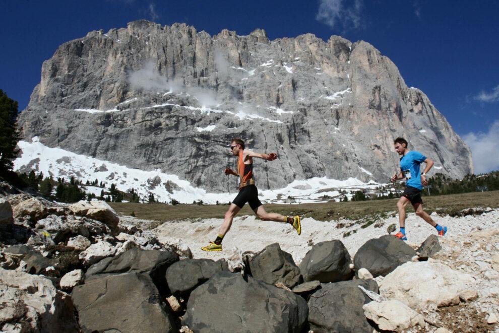 piazza_felicetti_Dolomites Saslong Half Marathon 2021
