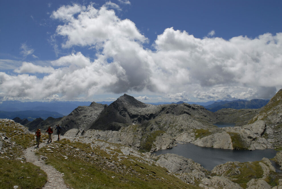 sentiero laghi Sopranes Alto Adige Merano www.wisthaler.com - Harald Wisthaler