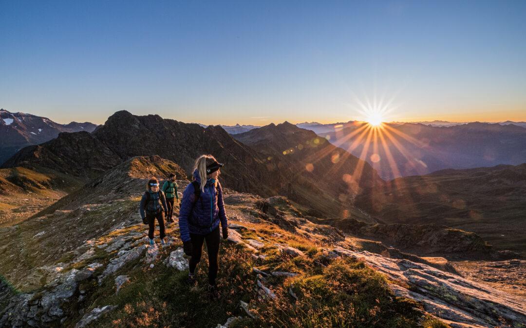 Trekking a Merano: l'Alta Via e i dieci laghi di Sopranes