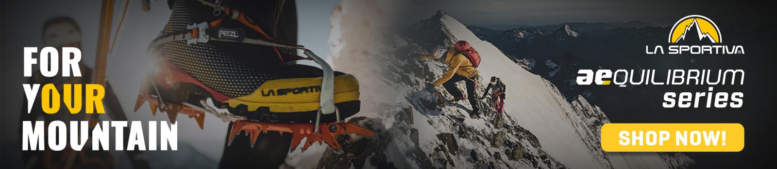 La Sportiva Aequilibrium scarponi alta montagna estate 2021