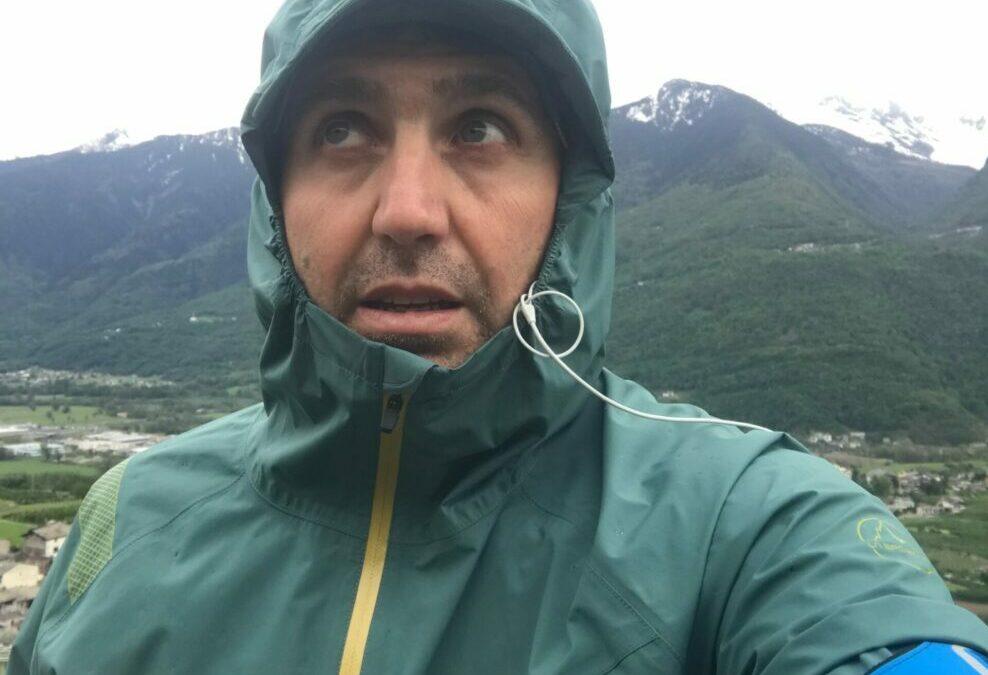 Test giacca La Sportiva Run: traspirabilità e protezione, le parole chiave