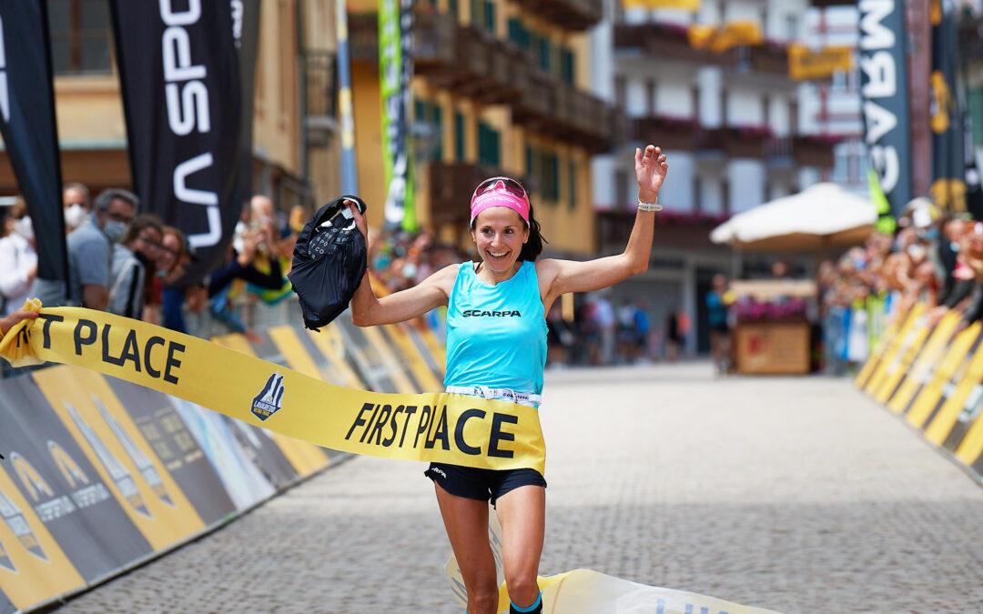 Classifica Cortina Trail 2021: vincono Elisa Desco e Antonio Martinez Perez