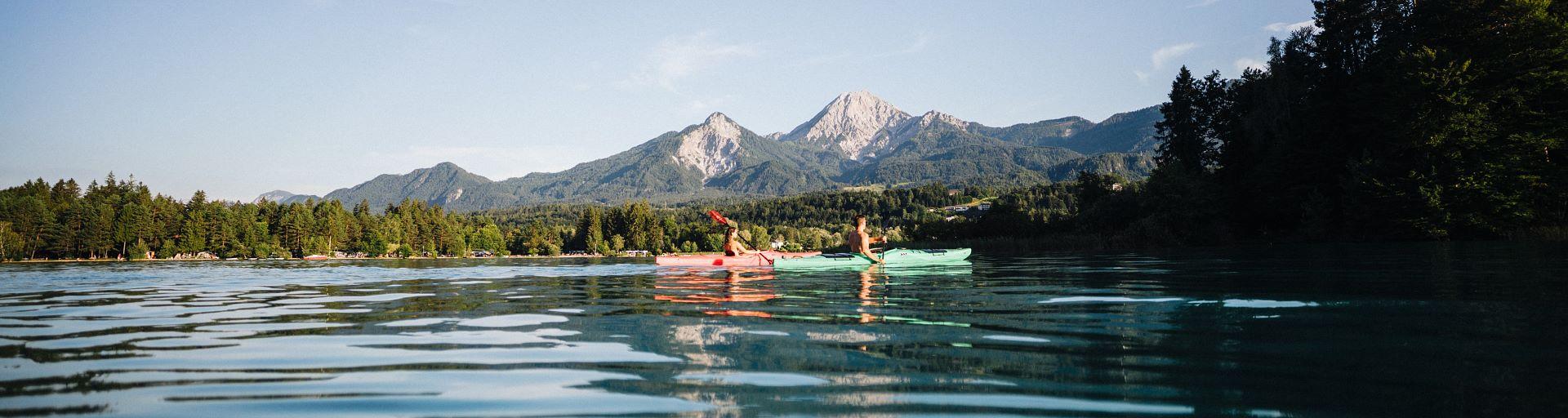 Esatet 2021 sui laghi di Villach