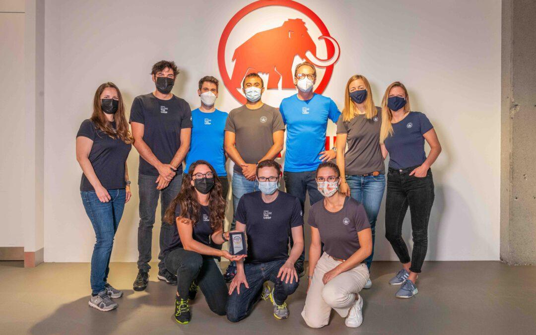 Mammut riceve il German Sustainability Project Award 2021