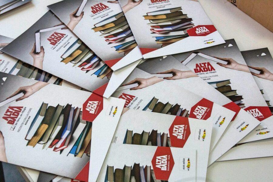 Alta Badia Incontri con l'autore: programma 2021