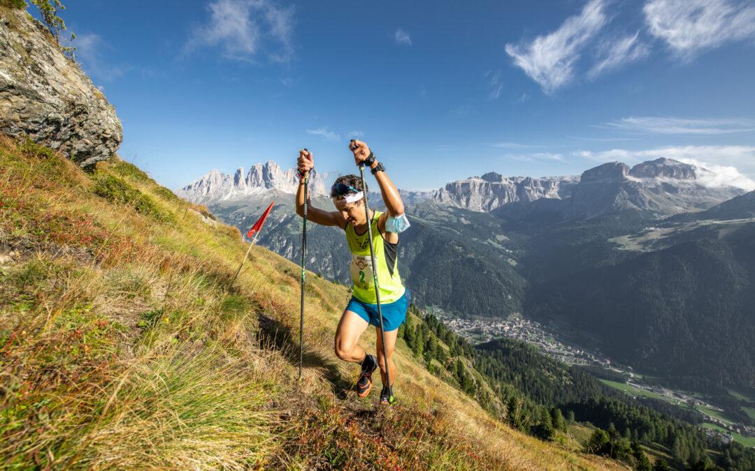 DoloMyths Run 2021 in Val di Fassa, si parte venerdì col Vertical Kilometer