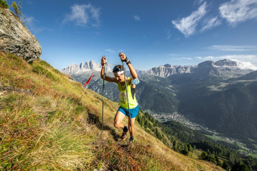 DoloMyths Run Val di Fassa Vertical Kilometer