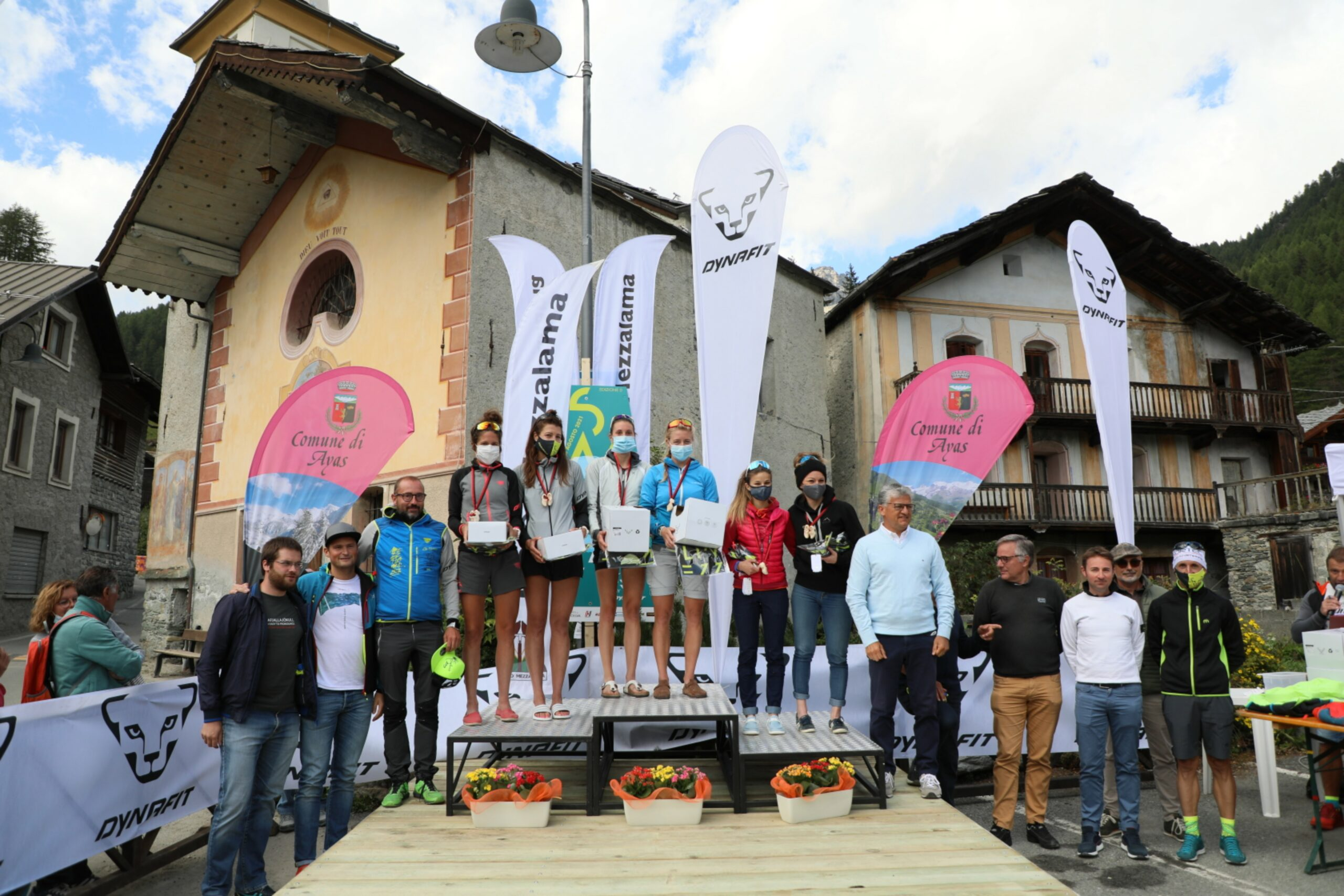 Skyclimb Mezzalama 2021 - Castore - foto credits Trofeo Mezzalama
