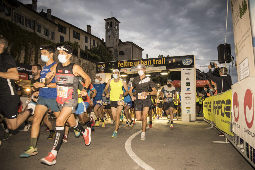 Giro delle Mura di Feltre 2021 Urban Trail