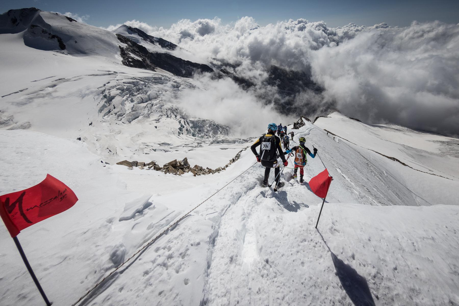 Skyclimb Mezzalama 2021 - Castore - foto credits Maurizio Torri
