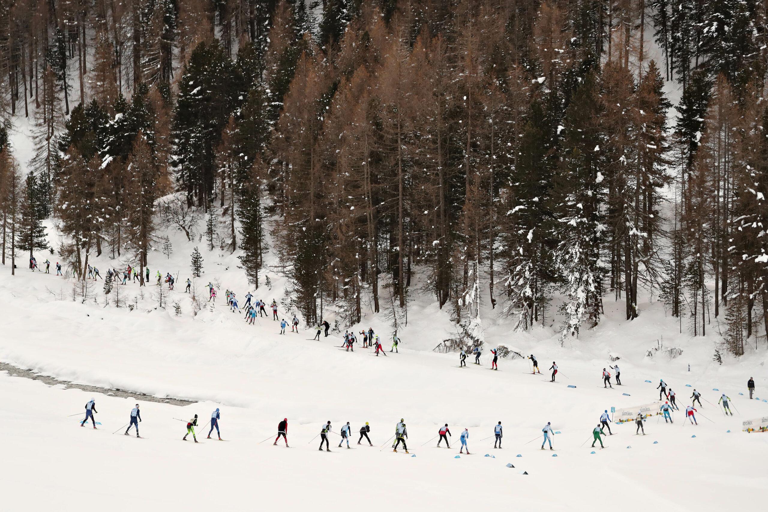 Gara sci di fondo La Venosta 2022