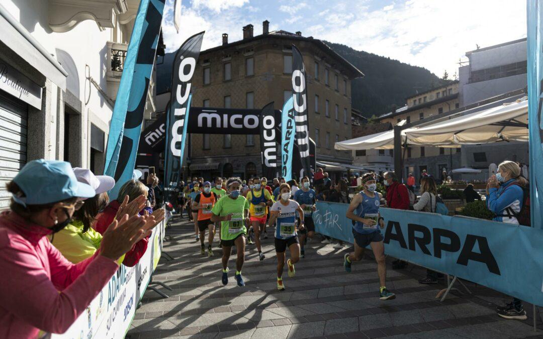 Classifica Adamello Run 2021
