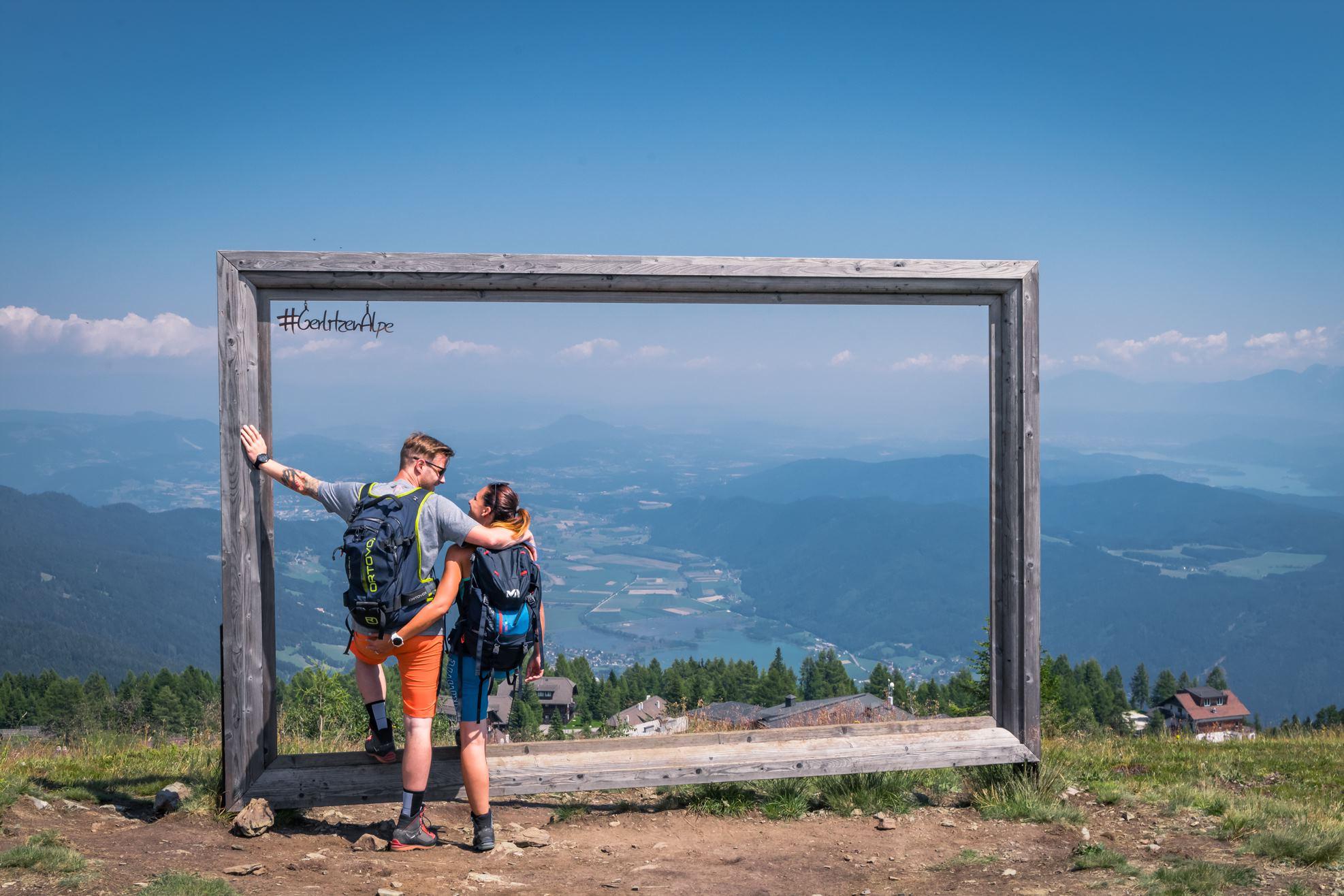© Region Villach Tourismus_Michael Stabentheiner_Gerlitzen Alpe_Wandern 5