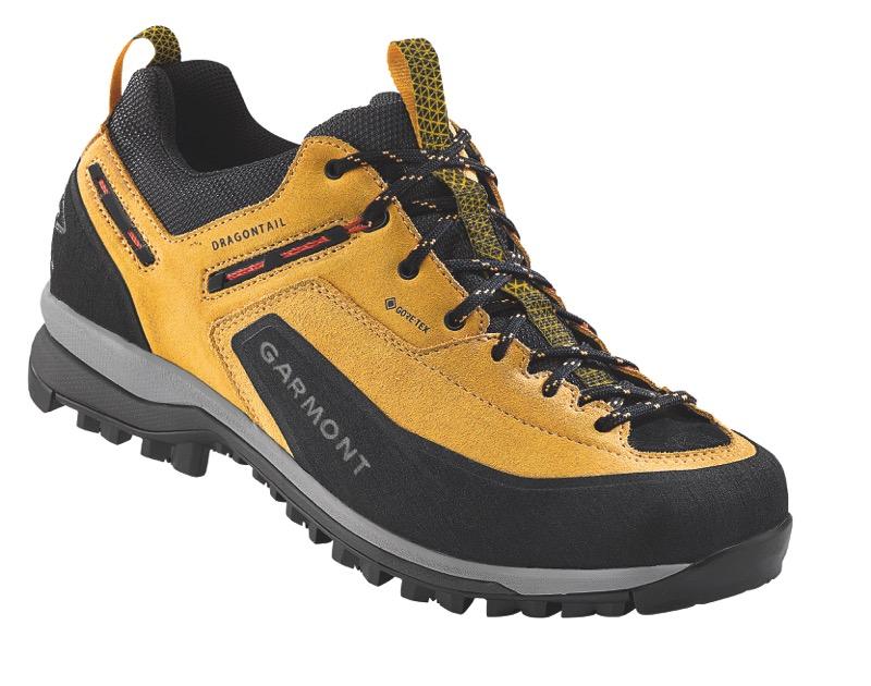 Garmont Dragontail Tech GTX: scarpa approach con suola Michelin