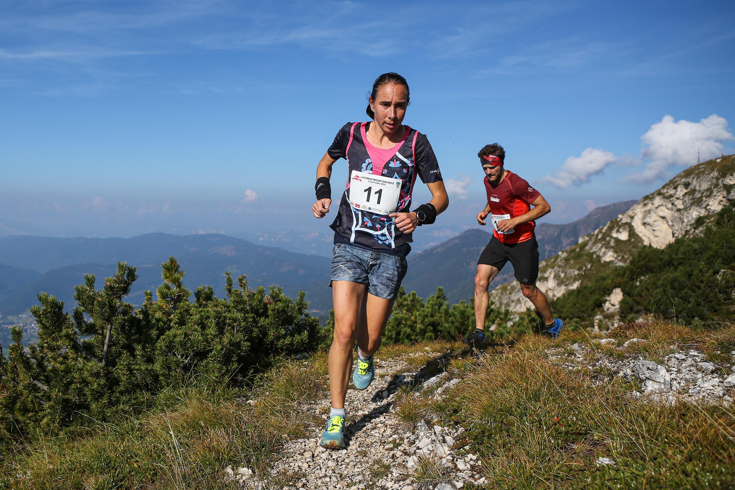 Alice Gaggi vince la Latemar Mountain Race 2021