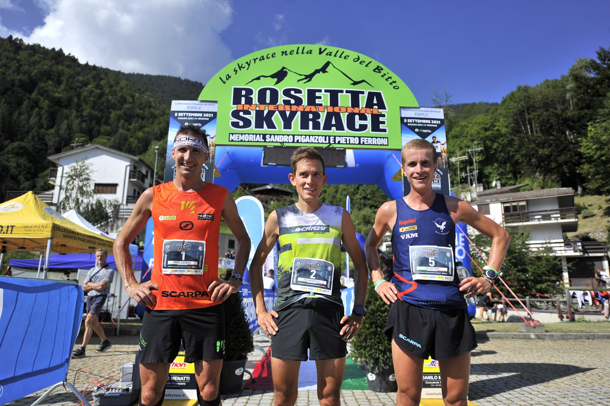 International Rosetta Skyrace 2021
