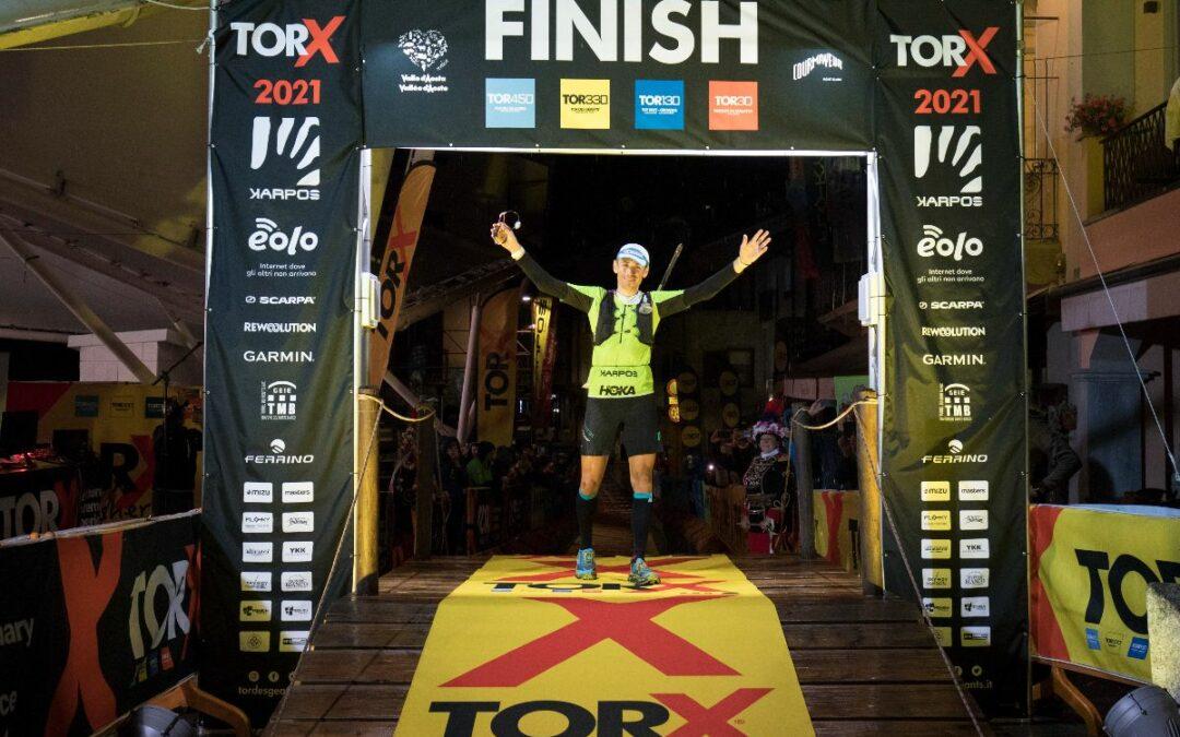 Franco Collé vince il TOR330 – Tor de Geants® 2021