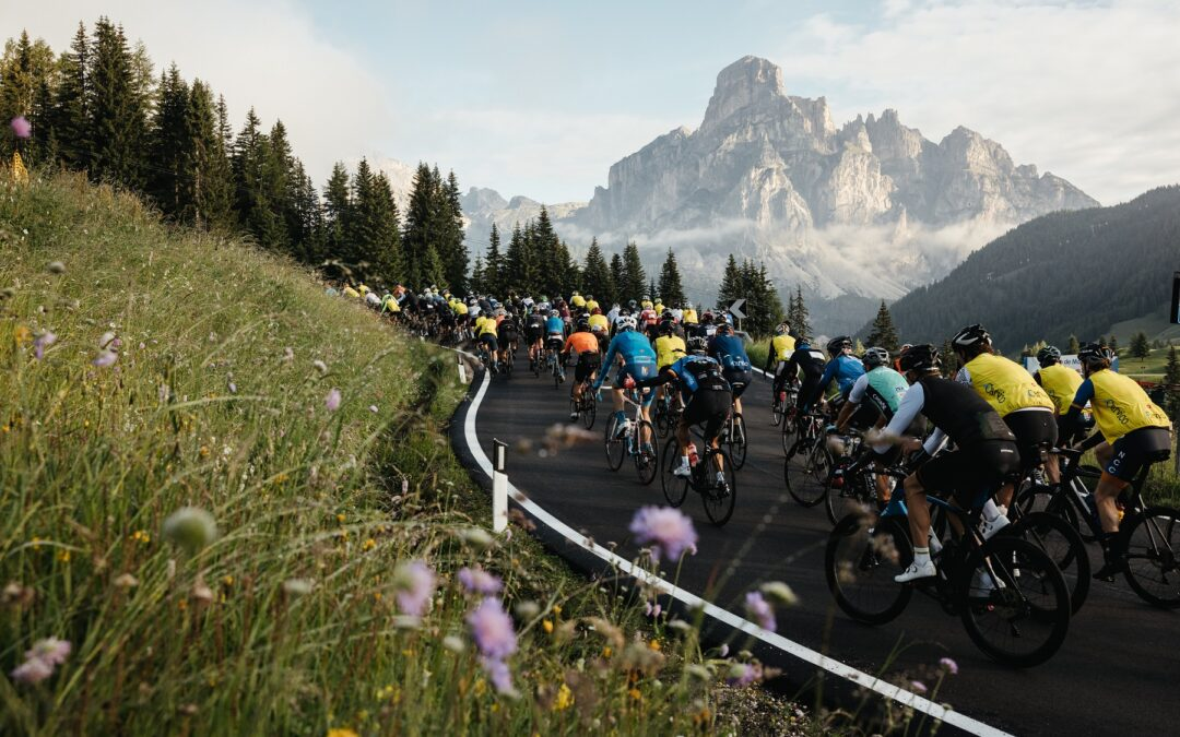 Maratona dles Dolomites 2022: iscrizioni aperte