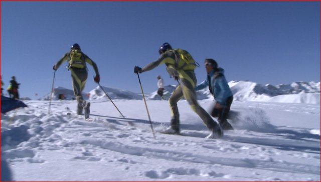 Tre Rifugi, gara internazionale di scialpinismo a squadre