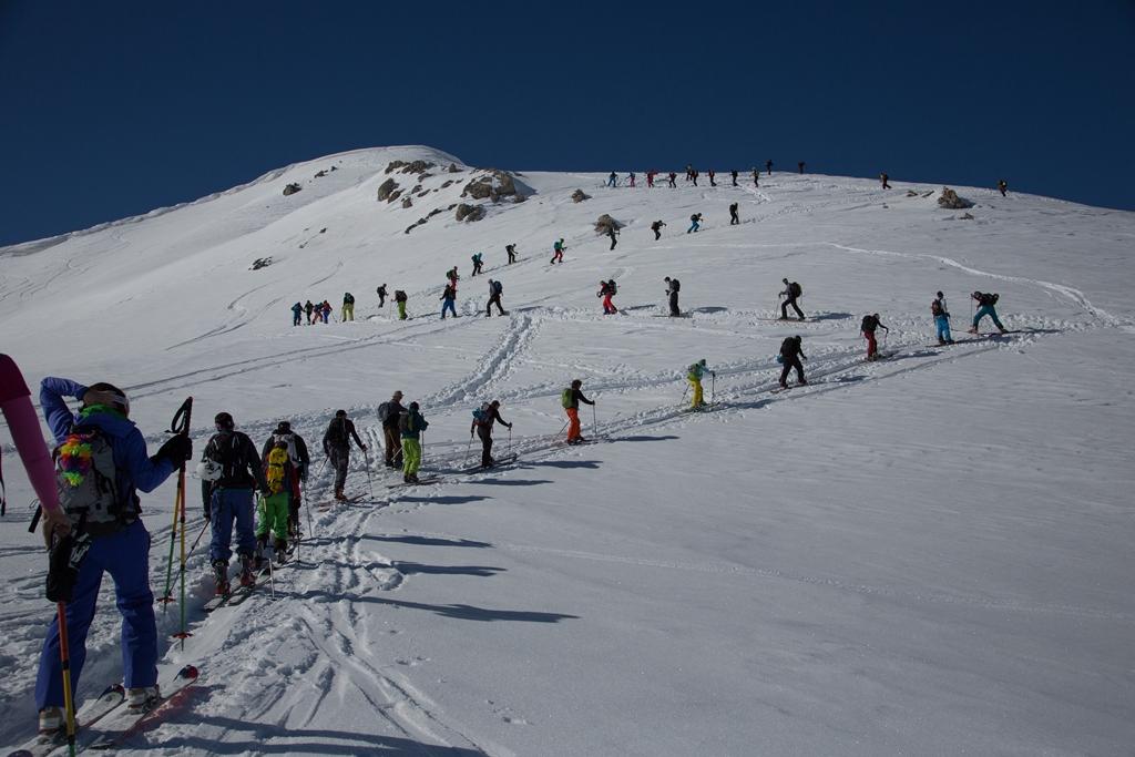 Skieda 2014: successo per il Telemark Festival di Livigno