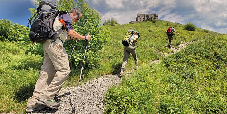 Trekking Experience a Livigno con Aku