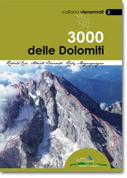 3000 delle Dolomiti, la nuova guida escursionistica e alpinistica