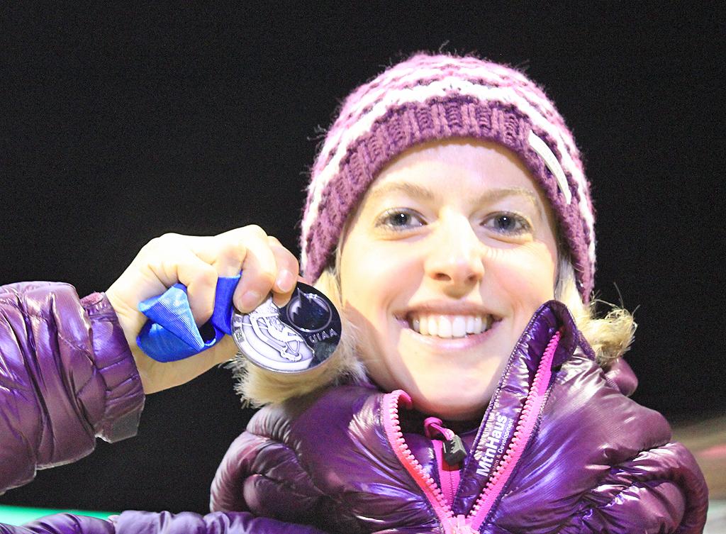 Angelika Rainer: nuovo podio nella Ice climbing World Cup 2014