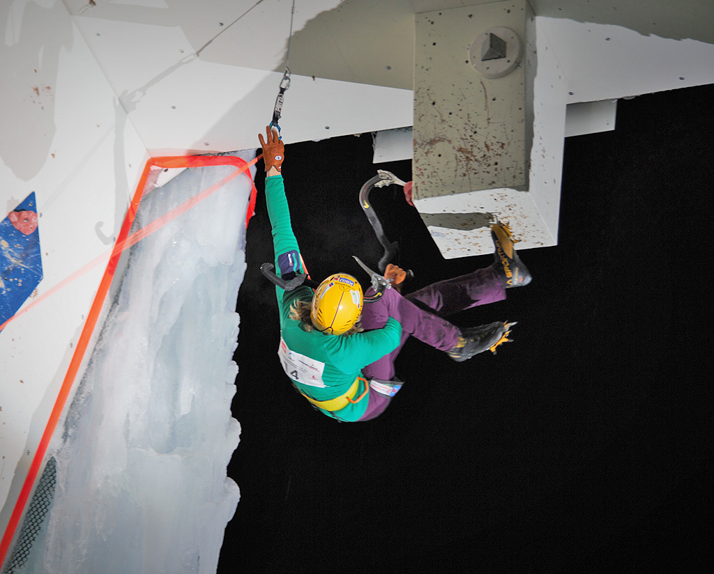 Arrampicata su ghiaccio: Angelika Rainer e Park HeeYong vincono in Coppa del mondo – Classifica