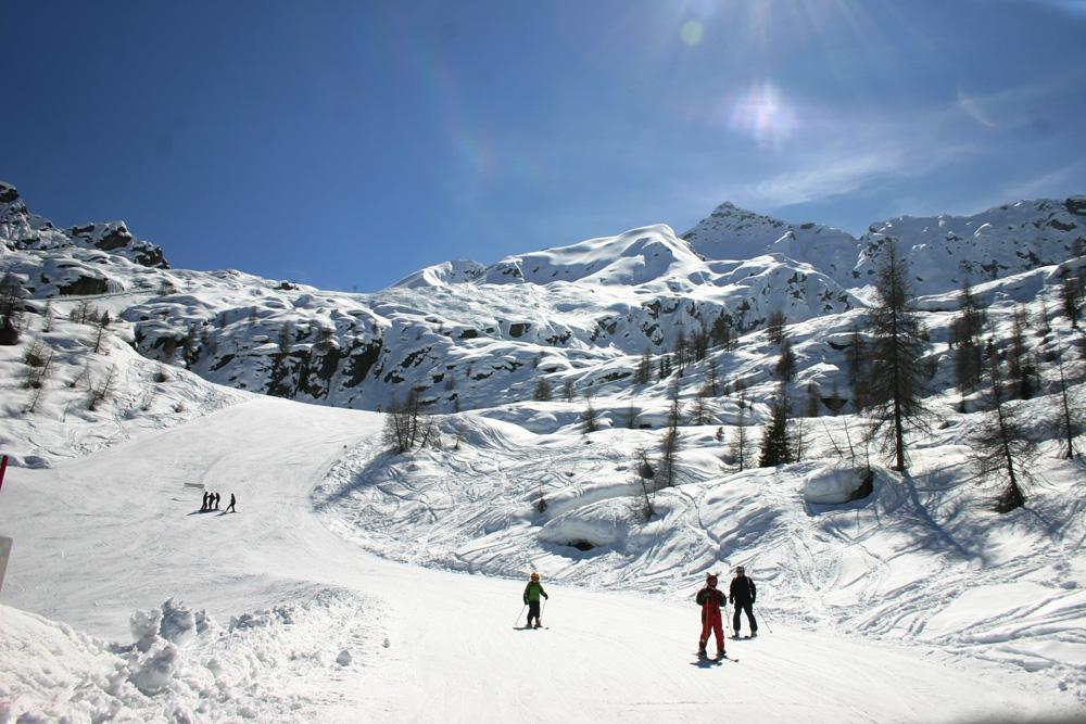 Scuola sci Full Sky Aprica