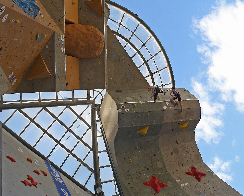 Arrampicata sportiva: dall' IFSC Climbing World Championship di Arco 2011 alle Olimpiadi?