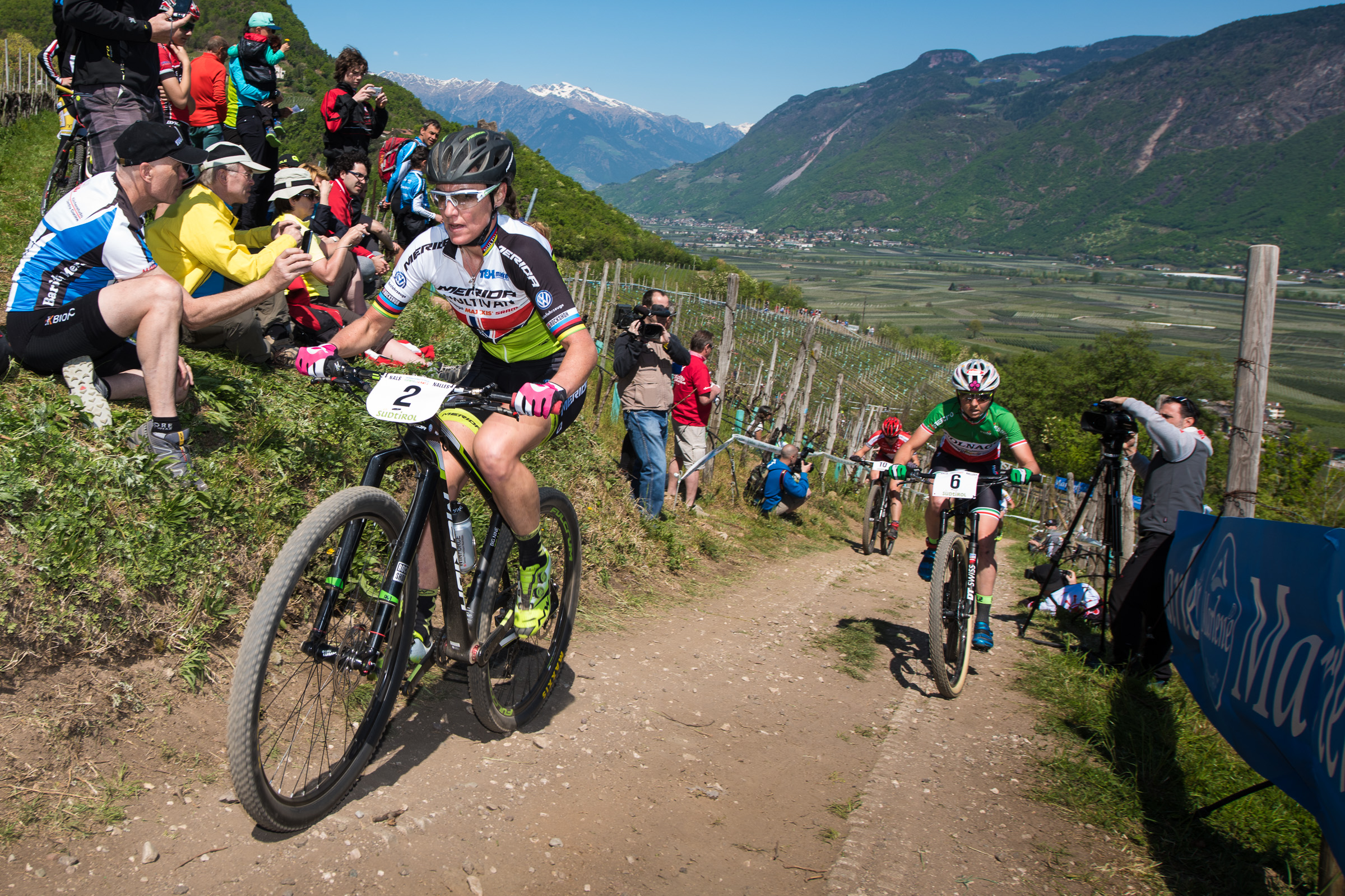 Gunn-Rita Dahle e Florian Vogel vincono la Marlene Südtirol Sunshine Race